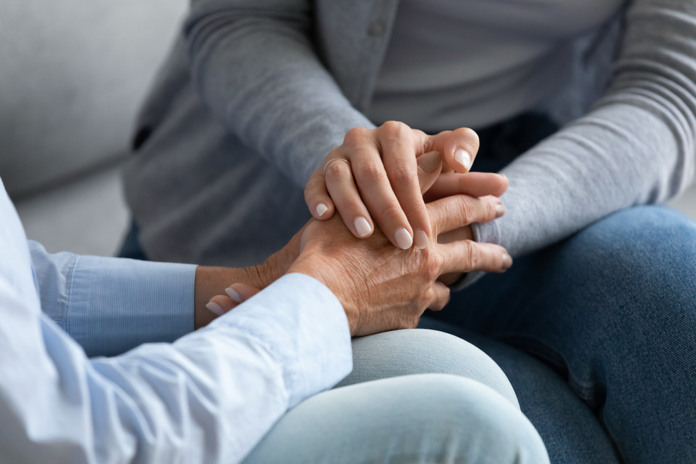 How to Support Someone Who Has Lost a Loved One