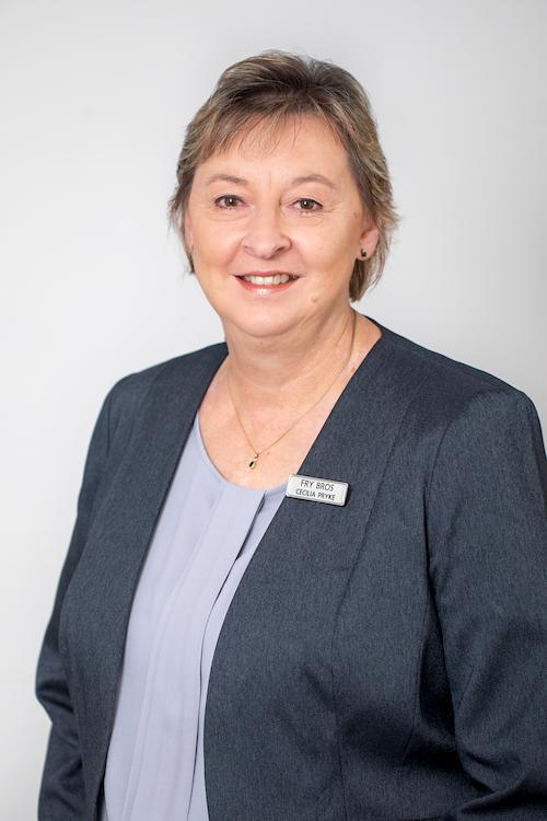 Cecilia Pryke