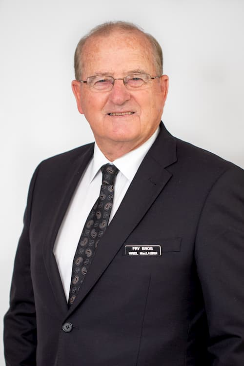 Nigel MacLaurin